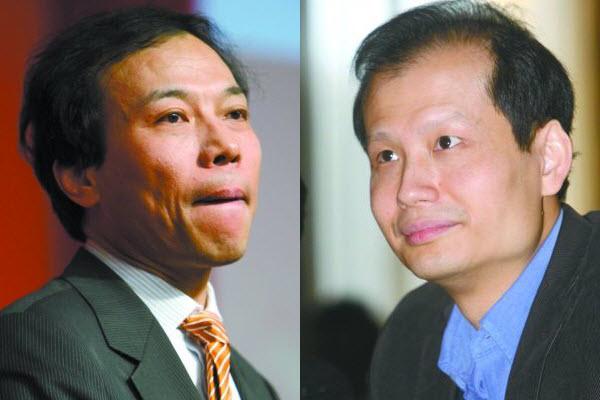 Tang Jun & Fang Zhouzi