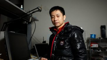 Hu Ge, Chinese internet celebrity and viral video filmmaker.