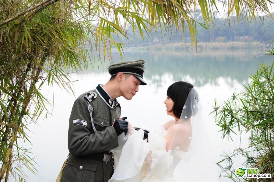 nazi chic cosplay  chinese netizen reactions