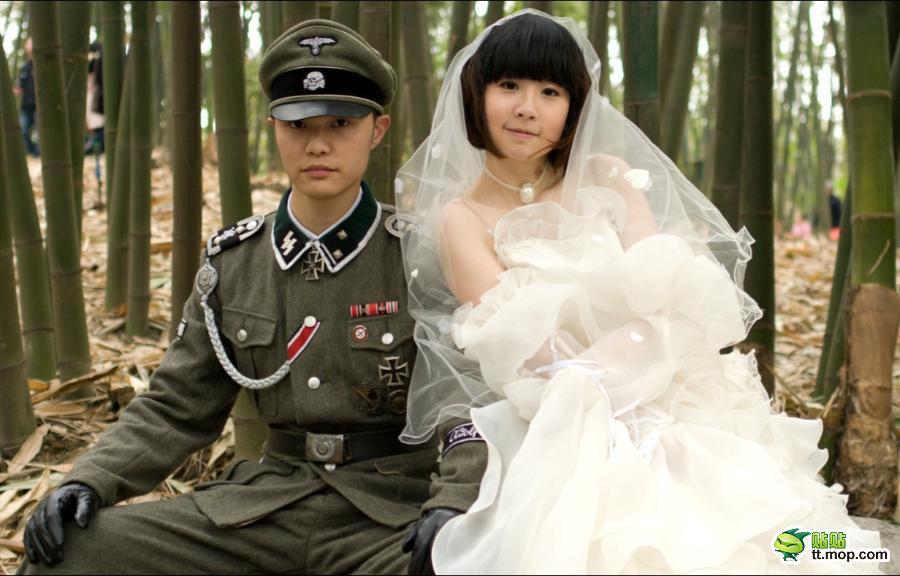 Nazi Chic Cosplay Chinese Netizen Reactions Chinasmack