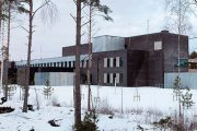 Norway's luxurious Halden Prison.