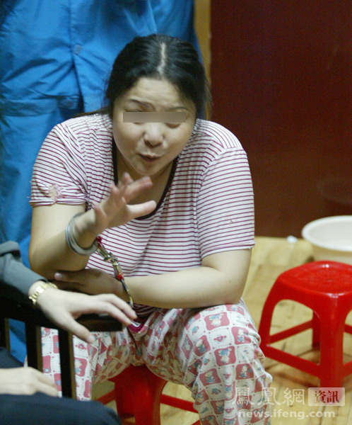 A convicted drug dealer sentenced to be executed in hours spends her final hours with fellow inmates at a detention facility in Wuhan, China.