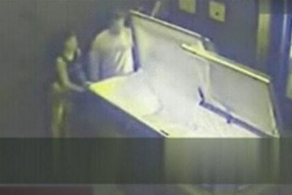Couple caught having sex in coffin, Chinese netizen reactions.