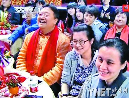"""Smiling Face Brother"" attends the Spring Festival Gala for the 15th time."