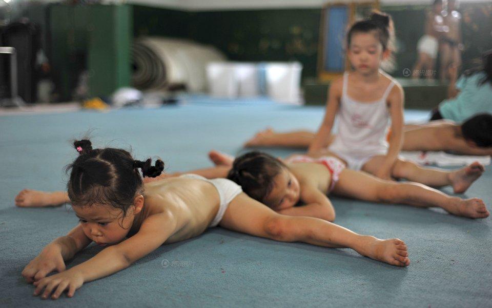 Best Asian Gymnaist Nude Photos