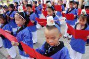 China Hanfu Revival