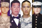 Ethnic Chinese American soldiers who died in the Iraq War.