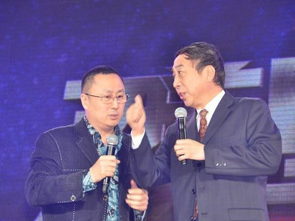 Feng Gong appears at the wedding of the daughter of a Shanxi coal boss.