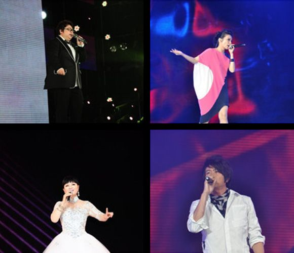 Celebrities performing at a Shanxi coal boss's 70 million RMB wedding for his daughter.