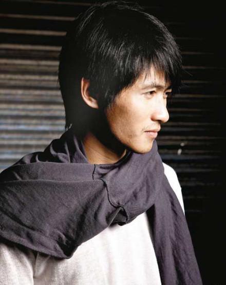 Writer Han Han