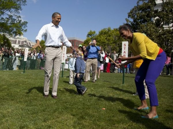 Obama and Mrs. Michelle Obama.