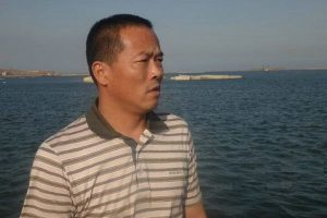 The owner of one of the fishing boats seized by North Koreans.