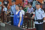 Deng Mingjian is at the court.