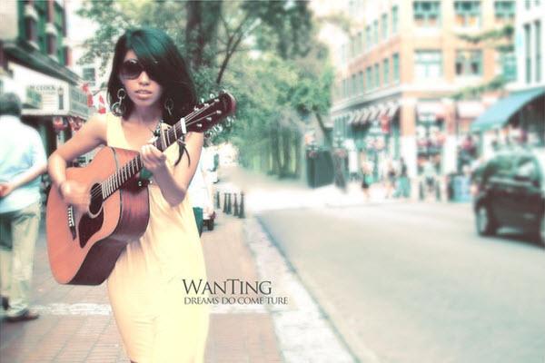Qu Wanting: Dreams Do Come True.