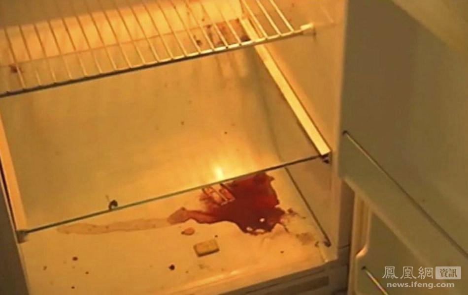 El refrigerador del apartamento