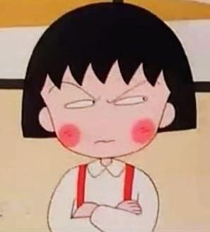 sulky girl