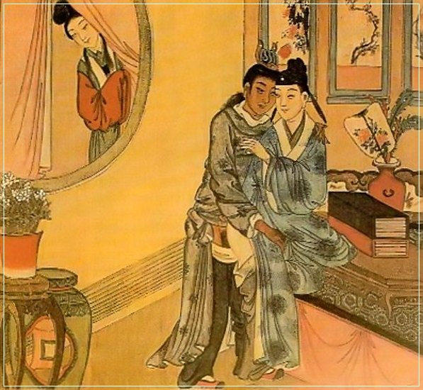 ancient Chinese gay men