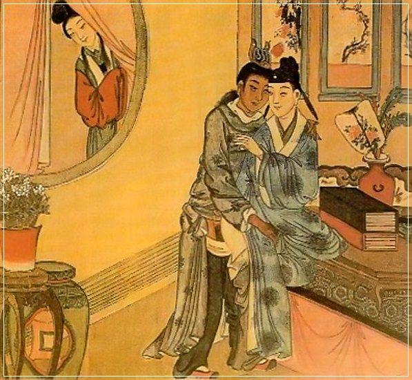 ancient Chinese gay men