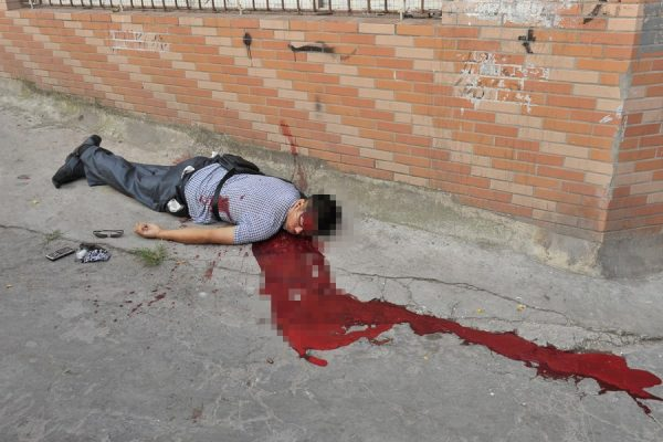Chinese serial robber and murderer Zhou Kehua, shot dead by police in Chongqing.