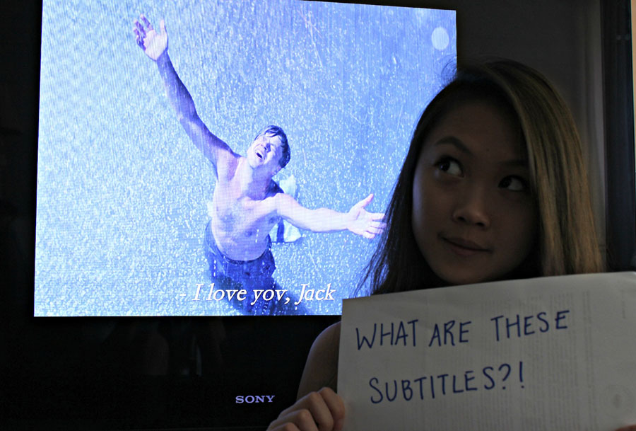 "Shanghai Calling Expat Stories - Jocelyn Shih: ""What are these subtitles?!"""