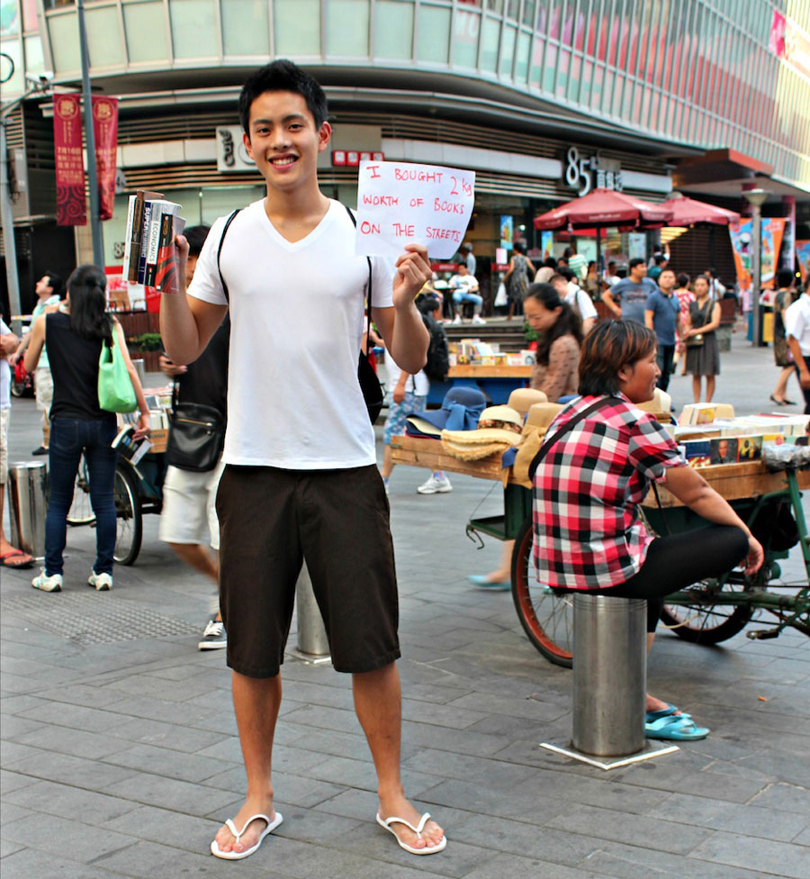 "Shanghai Calling Expat Stories - Kenny Wong: ""My waitress was called Alien"""