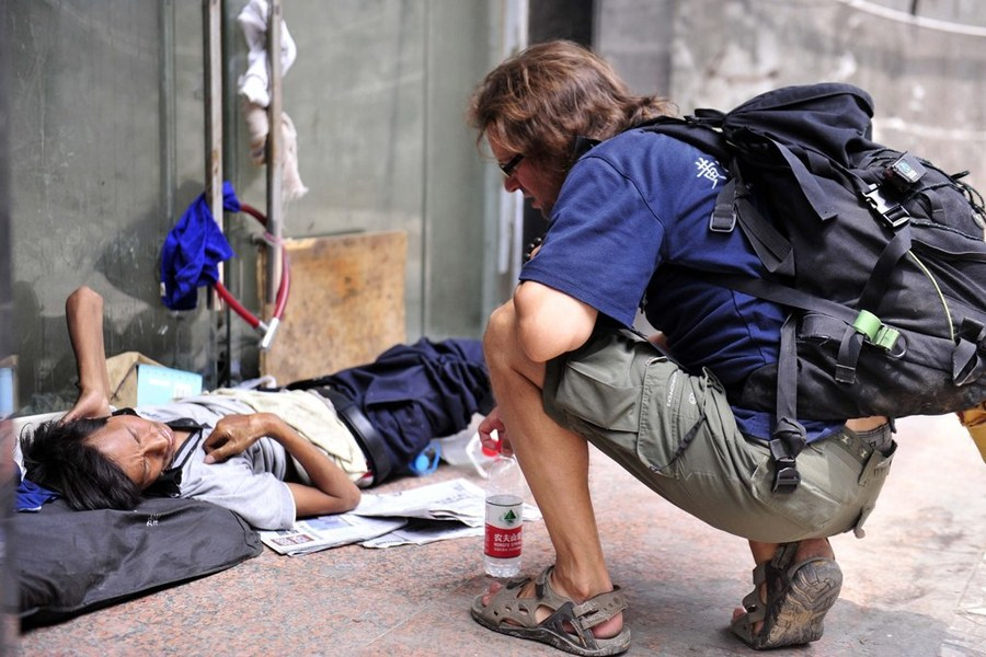 how we treat the homeless