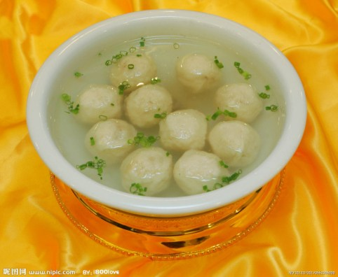 Fuzhou Cuisine-Fish Balls