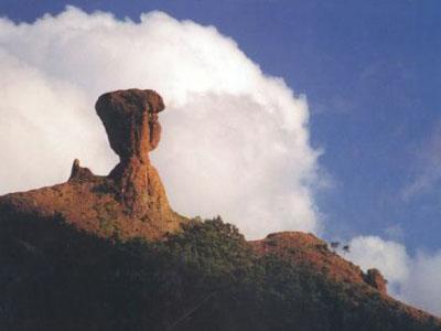 Wenling landmark mountain