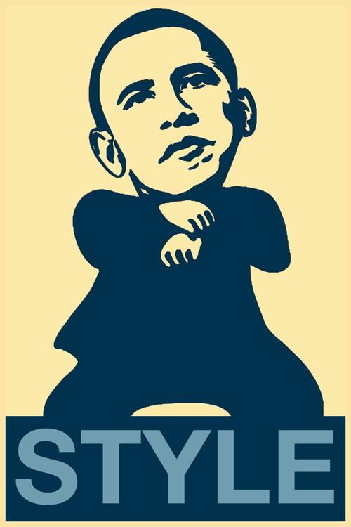 Obama Gangnam Style