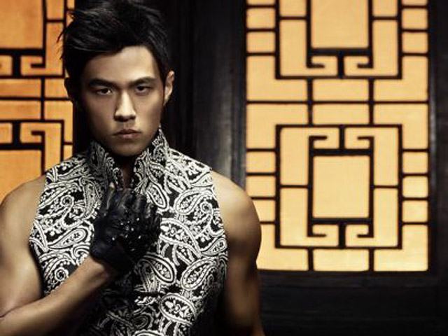 Jay Chou in Red Dust Inn, part of his latest album Opus 12.