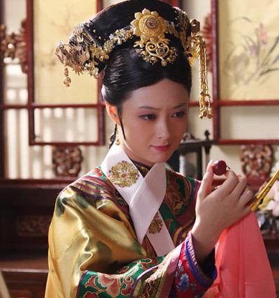 Consort Hua in The Legend of Zhen Huan