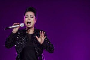 "Huan Qishan on ""I'm a Singer"""