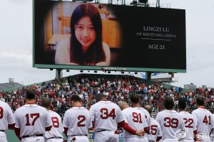 boston-red-sox-baseball-game-lu-lingzi-overseas-chinese-student-victim-of-boston-marathon-bombings-remembered-ap-photo
