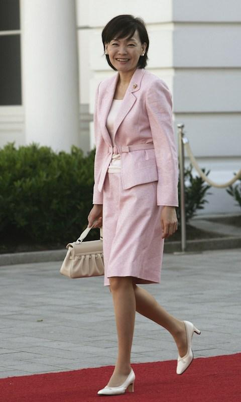 Japans First Lady Abe Akie.