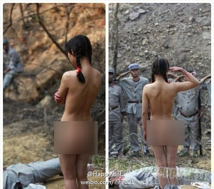 Chinese army girls naked pics 518