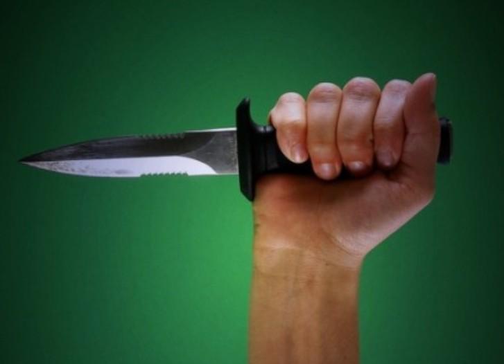 A knife to kill.