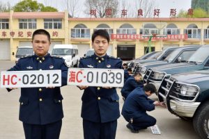 new-chinese-military-license-plates