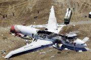 Asian Airlines Flight 214 crash at San Francisco International Airport.