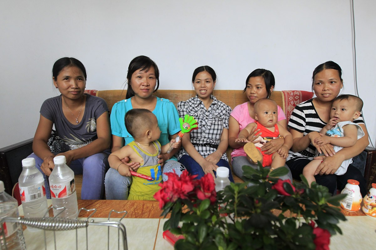 Men in Chinese Town Taking Vietnamese Wives, Reactions