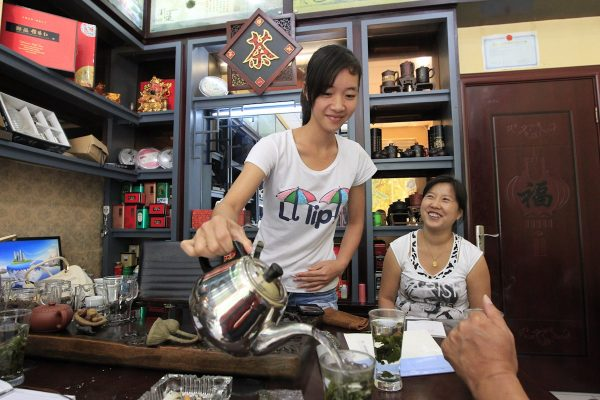The Linqi town in Henan province of China has seen its young men take 23 Vietnamese women as wives over the past 6 years.