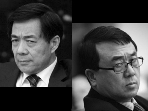 Bo Xilai and Wang Lijun