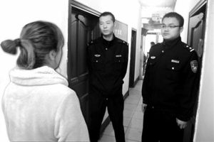In China, an old man arranged to meet an woman he met online at a hotel, only to discover that she is his son's wife.