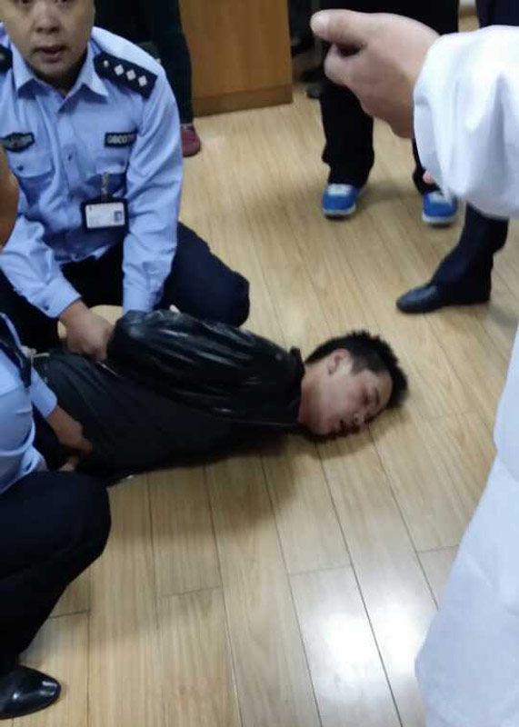 The murder: Lian Enqing