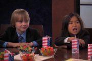 "Jimmy Kimmel Live Kids Table ""Kill Everyone in China"" segment."