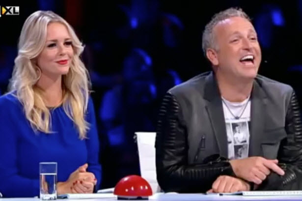 Judge Gordon Heuckeroth made racist comments and stereotypes when Chinese contestant Xiao Wang appeared on Holland's Got Talent.