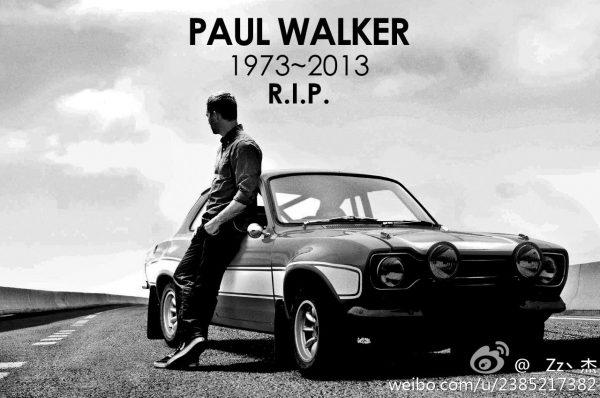 Paul Walker 1973-2013 R.I.P