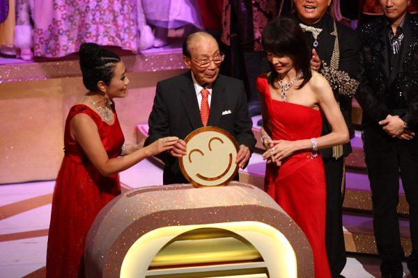 TVB is celebrating for Sir Run Run Shaw's birthday.