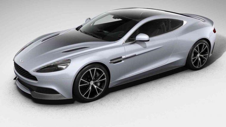 Aston Martin special edition.