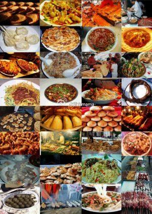 Xinjiang food.