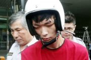 Zheng Jie, apprehended for the killing 4, and injuring over 20 people on the Taipei MRT.